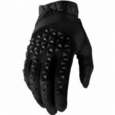 New 100% Geomatic Black Glove S M L XL Motocross
